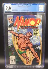 COPPER AGE NAMOR PREMIERE ISSUE 1 MARVEL COMIC BOOK CGC 9.6 WHITE PAGES 1990
