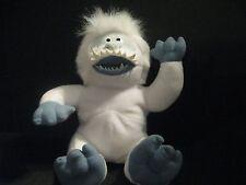 "10"" Stuffins Rudolph Movie Bumble Abominable Snowman plush stuffed Animal soft"