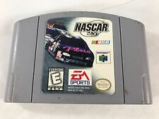 NASCAR 99' N64 (Nintendo 64, 1998) Tested Free Fast Shipping !!