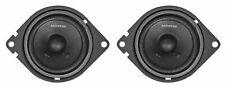 """Par Memphis Audio PRX27 2.75"""" Altavoces De Coche Coaxial 30w con 1.25"""" profundidad de montaje"""