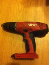HILTI SFH 22-A HILTI SFH 22-A Body Only Great Condition Year 2015
