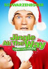 Jingle All the Way (DVD, 2007, Family Fun Edition)