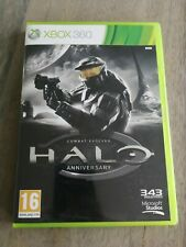 Halo Anniversary Combat Evolved (Microsoft Xbox 360, 2011) - Tested