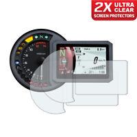 KAWASAKI VERSYS 1000 SE (2019+) Dashboard Screen Protector: 2 x Ultra Clear
