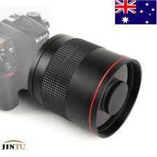 JINTU 900mm f/8.0 Mirror Lens + T2 Mount For Sony A77II A7III A7R NEX Camera