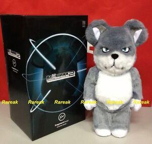 Medicom Be@rbrick Fragment Design 400% BWWT HF Wolf Reverse Model Bearbrick