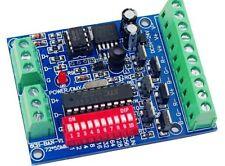 6 CHANNEL facile DMX RGB CONTROLLER; DMX decodificatore, DMX 512 dimmer, LED DMX512 decoder