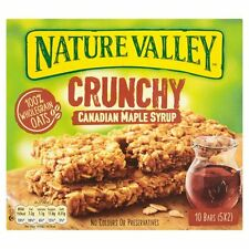 Nature Valley Crunchy Granola Bars - Canadian Maple Syrup (x42g)