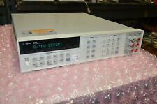 Hp Agilent 3458a 8 12 Digit Multimeter With Option 002