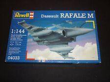 Un REVELL ONU Made Kit Plastique d'un Dassault Rafale M,, ONU-Ouvert/boxed