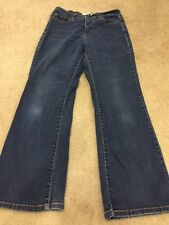 Levi Strauss Perfectly Slimming 512 Bootcut Jeans Size 10 S/C. Free Shipping