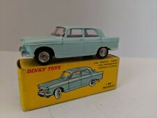 Dinky Toys 553, Peugeot 404, With Box, Made in France. Mint