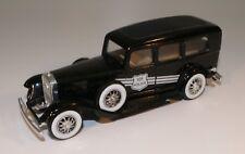 Solido Cadillac V 16 Police  1931 Maßstab 1:43 selten