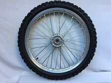 2006-2007 Klx250s Oem Front Wheel With Stock Tire