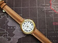 vintage ladies alfex watch,running with recent battery,,attractive dial/date
