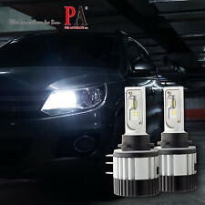 PA H15 Plug and Play LED DRL High Beam Headlight Kit Canbus for VW Tiguan