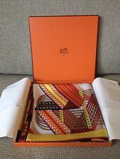 Hermes Double Sangle Silk Scarf