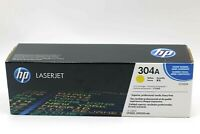 HP 304A Yellow Toner Cartridge (CC532A) GENUINE AUTHENTIC BRAND NEW