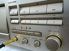 Pioneer T-770s Ct95 Family Tape Deck 3 heads Dolby Bc Hx Pro Flat Ble Serviced