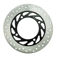 Rear Disc Brake Rotor For Honda CB400 CB 400 SF SuperFour F2 F3 ABS NC39 NC42
