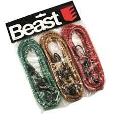 Beast Gepäckbänder, 80 cm, 6 Spanngummi, Gepäckspanner, Gepäckgummi, Spanngummi