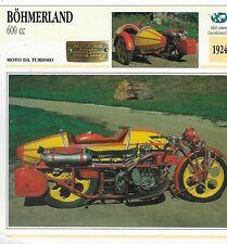 Bohmerland 600 cc moto da turismo cecoslovacchia 1924 de agostini 02-09