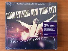Good Evening New York City by Paul McCartney (CD, Nov-2009, 3 Discs, Hear Music)