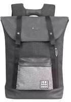 """SOLO Urban Code 15.6"""" Backpack - Black Business & Laptop Backpack NEW"""