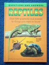 Reptiles (Mini Q & A),