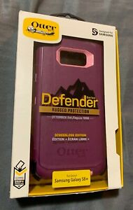 OtterBox Defender Screenless Edition Case W/Holster For Samsung Galaxy S8+ Plus