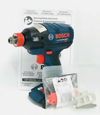 Bosch IDH182B 18-Volt 1/2-Inch Brushless Socket Ready Impact Driver - Bare Tool