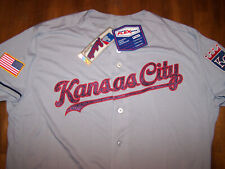 Kansas City Royals 4th of July Jersey NWT Size 52
