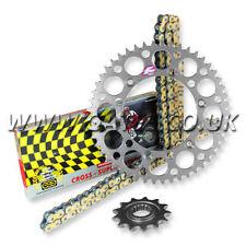 KTM XC150 2010-2016 Regina ORN-6 O'Ring Chain And Silver Renthal Sprocket Kit