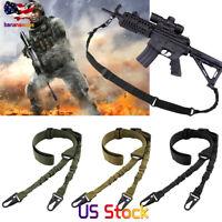 2Point Gun Sling Shoulder Strap Outdoor Rifle With Metal Buckle Shotgun Gun Belt