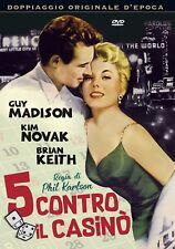 Dvd 5 Contro Il Casino' - (1955)  ** A&R Productions ** ......NUOVO
