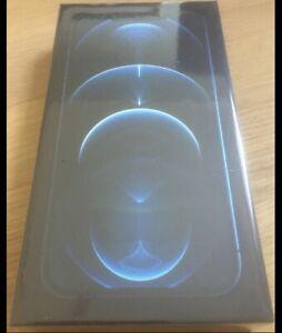 Apple iPhone 12 Pro Max - 128 Go - Bleu Pacifique (Déverrouillé)