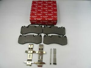 Maserati Levante S front brake pads LOW DUST TopEuro #742