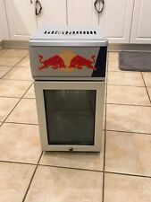 Red Bull Mini Fridge Baby Cooler Works Great Cold Rare!