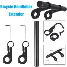 Handlebar Extension Mount Bicycle Bike Handle Bar Bracket Extender Holder