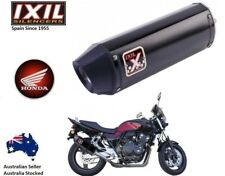 Honda CB400 Superfour Hyper Vtec Efi 2008-2015 IXIL Xtrem Black slip on exhaust