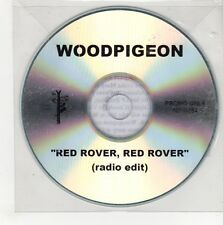 (GN493) Woodpigeon, Red Rover Red Rover - DJ CD