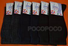 6 Pairs Socks Medical Long Man Wool HORUS Art. 105