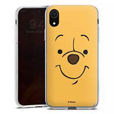 Apple iPhone Xr Silikon Hülle Case - Cuddle Face