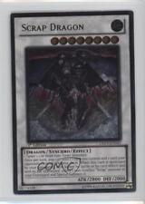 2010 Yu-Gi-Oh! Duelist Revolution #DREV-EN043.2 Scrap Dragon (Ultimate Rare) u3f