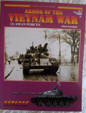 Concord Publications-Armor of the Vietnam War Part 2 - Asian Forces No. 7017 LTD