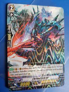 Cardfight Vanguard Cursed Lancer Rare BT15
