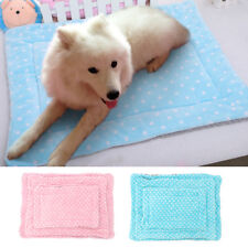 Pet Dog Mat Warm Blanket Soft Pad Dog Beds for Home Car Crate & Outside