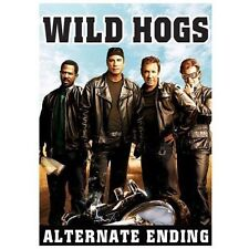 Wild Hogs (DVD, 2007, w/Slipcover) New/Sealed, Free Shipping !!!