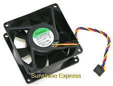 New SUNON Fan PMD1208PMB1-A 80x80x38mm 5-pin DC12V 9.1W 0.76A 0M8041