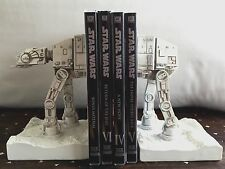 BRAND NEW Star Wars AT-AT Imperial All Terrain Walker Bookends Book End